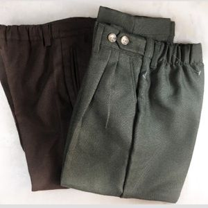 NEW (2) IMP Originals & NOEL BRYAN Dress Pants